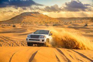 ทัวร์ดูไบ-ทะเลทราย